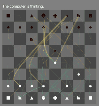 Illustration for article titled Play Chess Against a Computer and See What It's Thinking
