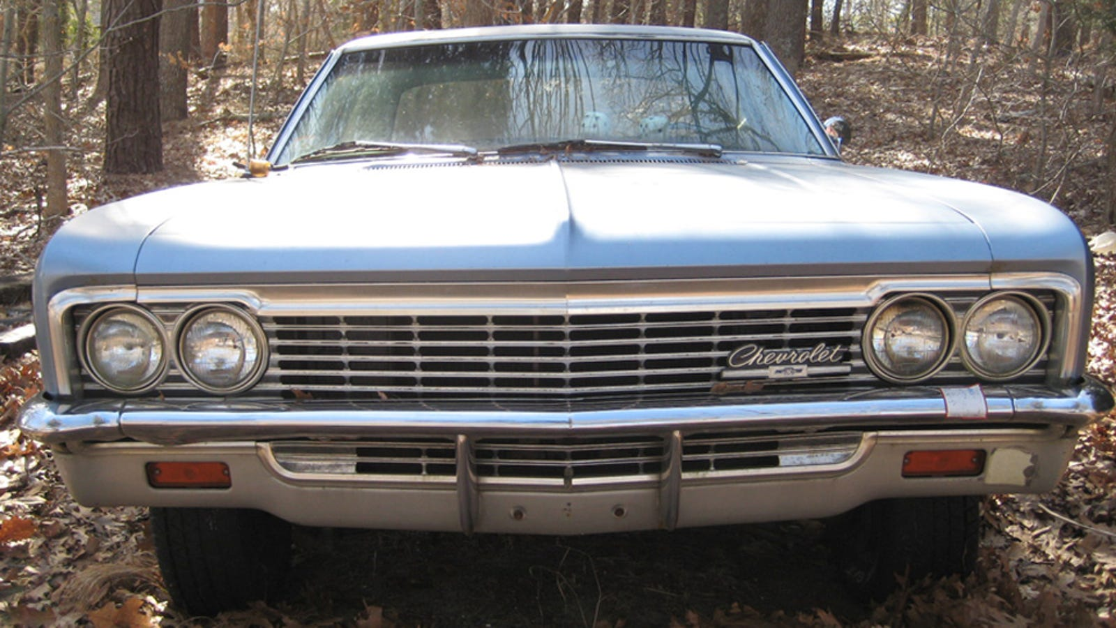 1966 Chevrolet Bel Air Caprice Clic