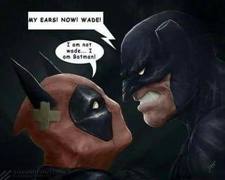 Illustration for article titled Batman Oppo