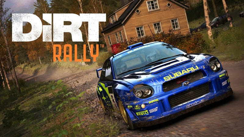 Illustration for article titled DiRT Rally is savage
