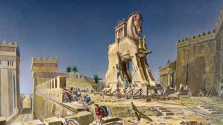What's the Historical Reality Behind the Trojan Horse?