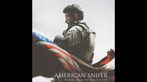 Clint Eastwood's American Sniper is a war movie that's