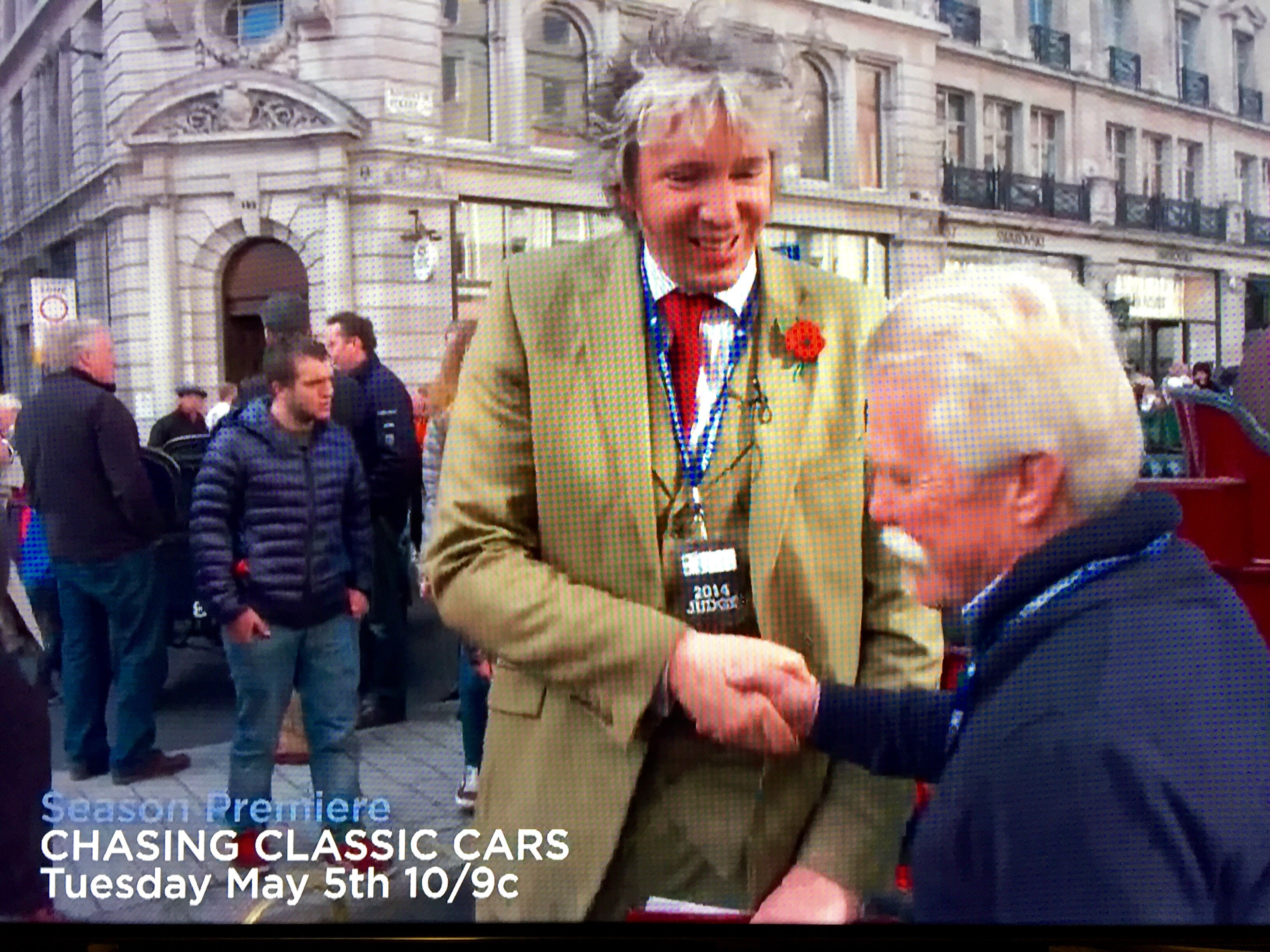 Chasing Classic Cars/Wheeler Dealers Crossover?