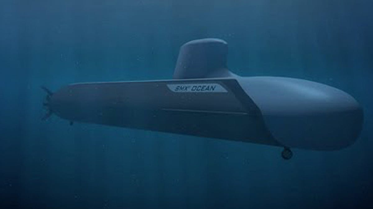 Is This Jumbo Diesel Electric Submarine A True Nuclear Alternative?