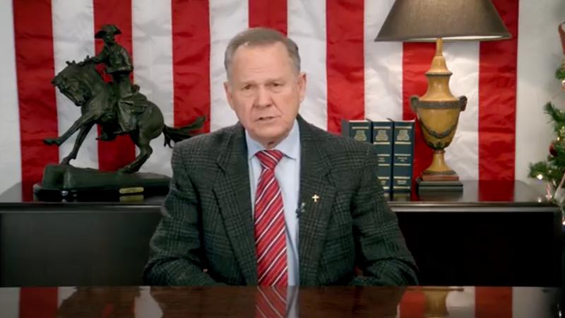 Roy Moore for Senate Campaign