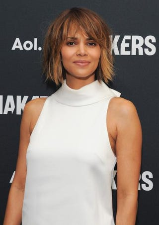 Halle Berry at the 2016 Makers Conference Feb. 2, 2016, in Rancho Palos Verdes, Calif.Angela Weiss/Getty Images for AOL
