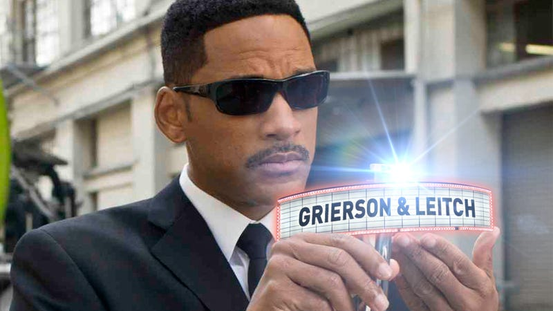 Illustration for article titled Will Smith, We've Missed You. Men in Black 3, Reviewed.