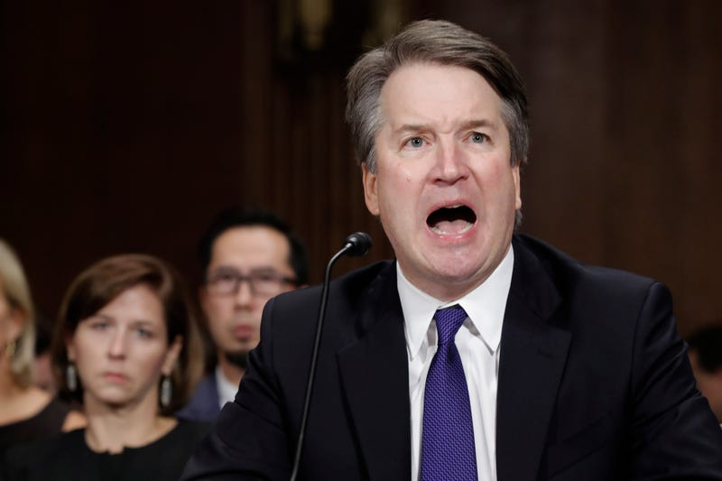 Illustration for article titled Rate These Kavanaugh Faces: From Boofed to Let Me Speak to Your Manager