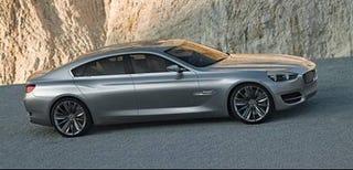 Illustration for article titled Tokyo Motor Show: BMW Confirms New Model Based on CS Platform