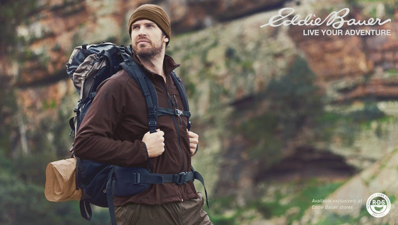 Illustration for article titled Eddie Bauer Announces New Line Of Brown Clothes