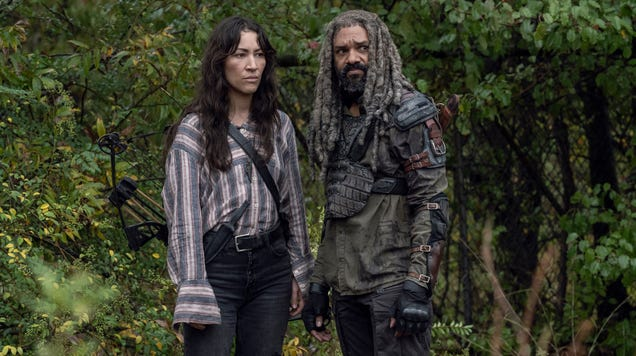 The Walking Dead shambles away for an indeterminate amount of time