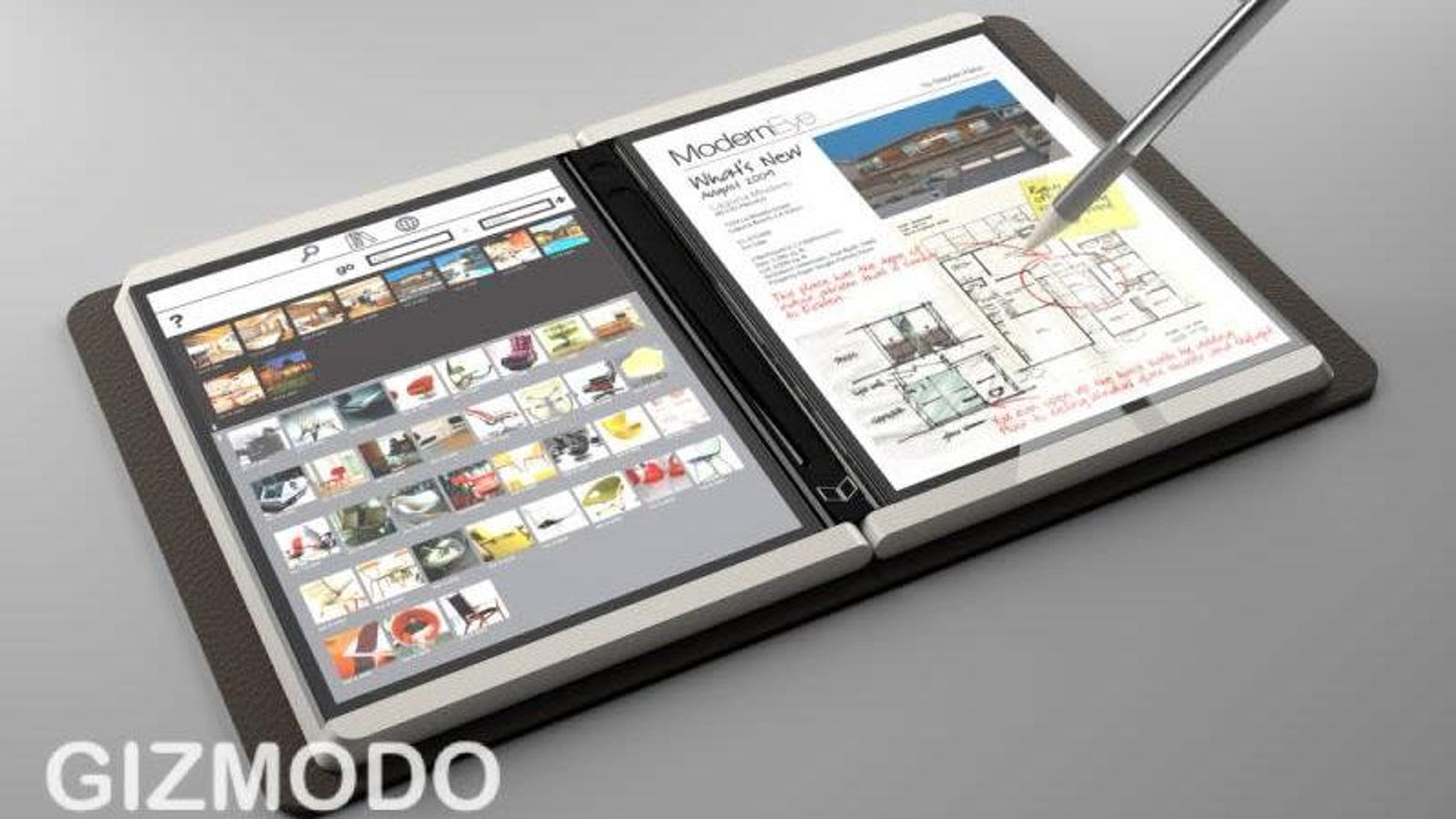 QnA VBage Report: Microsoft Is Cooking Up a Dual-Screen Surface With Support for Android Apps
