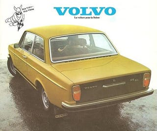 Illustration for article titled 1969 Volvo 142 GT 20