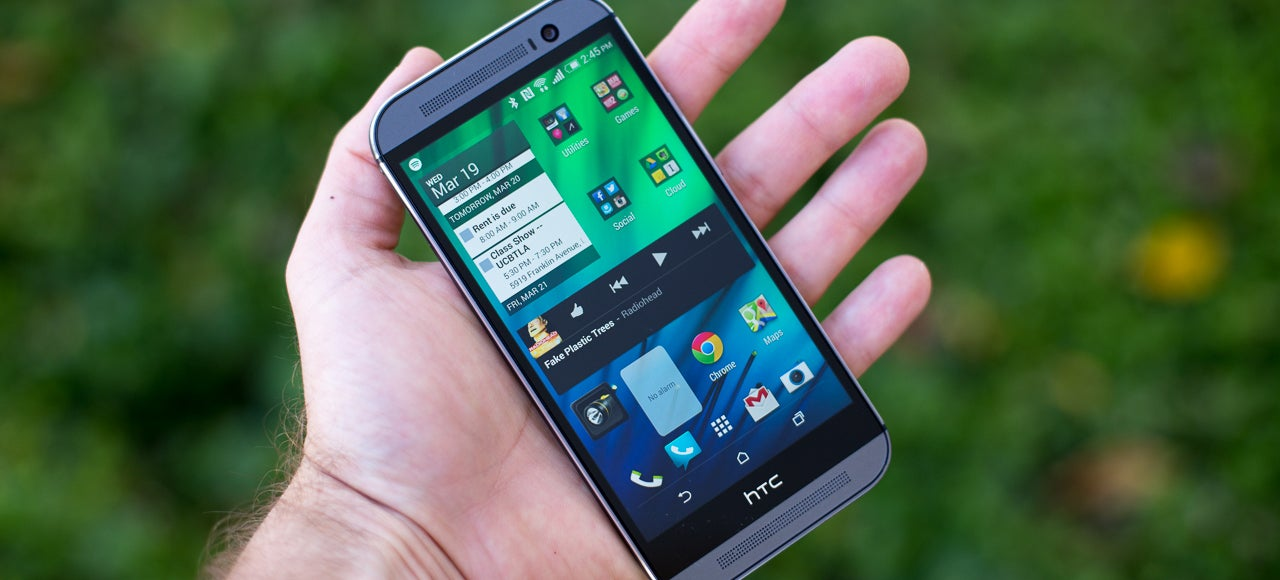 You Can Buy the New HTC One on Google Play Right Now