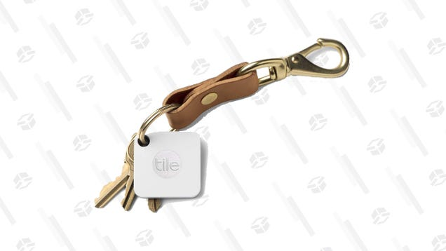 Track Your Stuff With This Trusty Tile Mate For Just $10