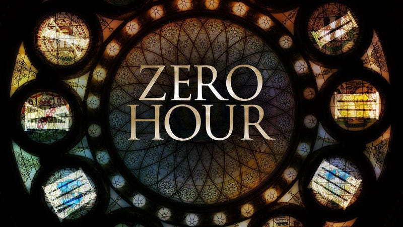 Illustration for article titled Anyone else still watching Zero Hour?
