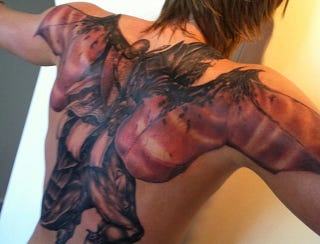 Illustration for article titled What The Hell Did Andrei Kirilenko Do To His Back?