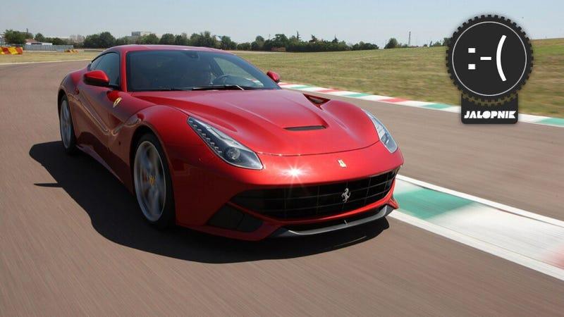 Illustration for article titled Ferrari F12berlinetta: The Jalopnik Meta Review