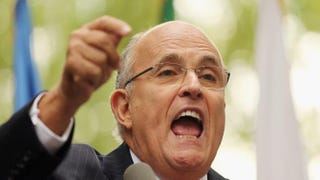 Former New York City Mayor Rudolph Giuliani in 2012Mario Tama/Getty Images