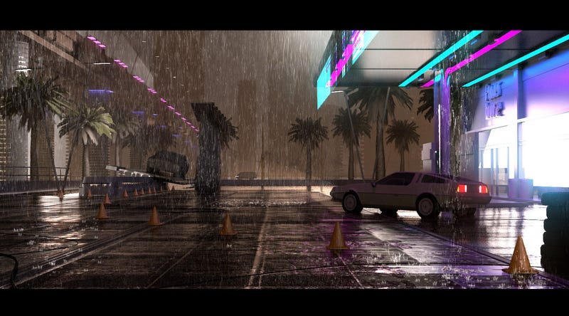 Illustration for article titled Take Me Back To Vice City, Please