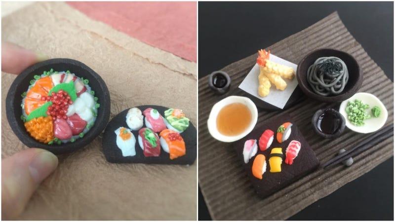 Cookies That Look Like Delicious Japanese Food