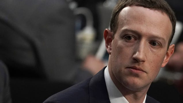 How to Watch Mark Zuckerberg Testify at the EU Today, No TV Required