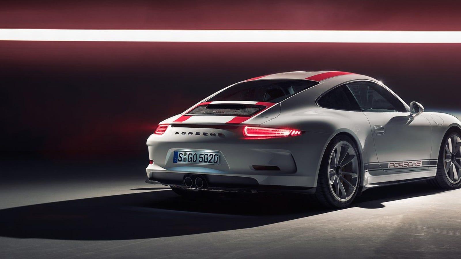 you can buy three singer porsches for the price of this used 911 r. Black Bedroom Furniture Sets. Home Design Ideas