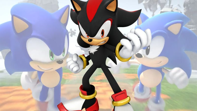 Illustration for article titled Generations Plumbs the Darkest Corners of Sonic's History