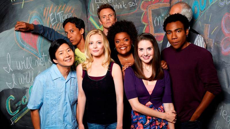 Community tv series best episodes / 2012 movie 2009 dual