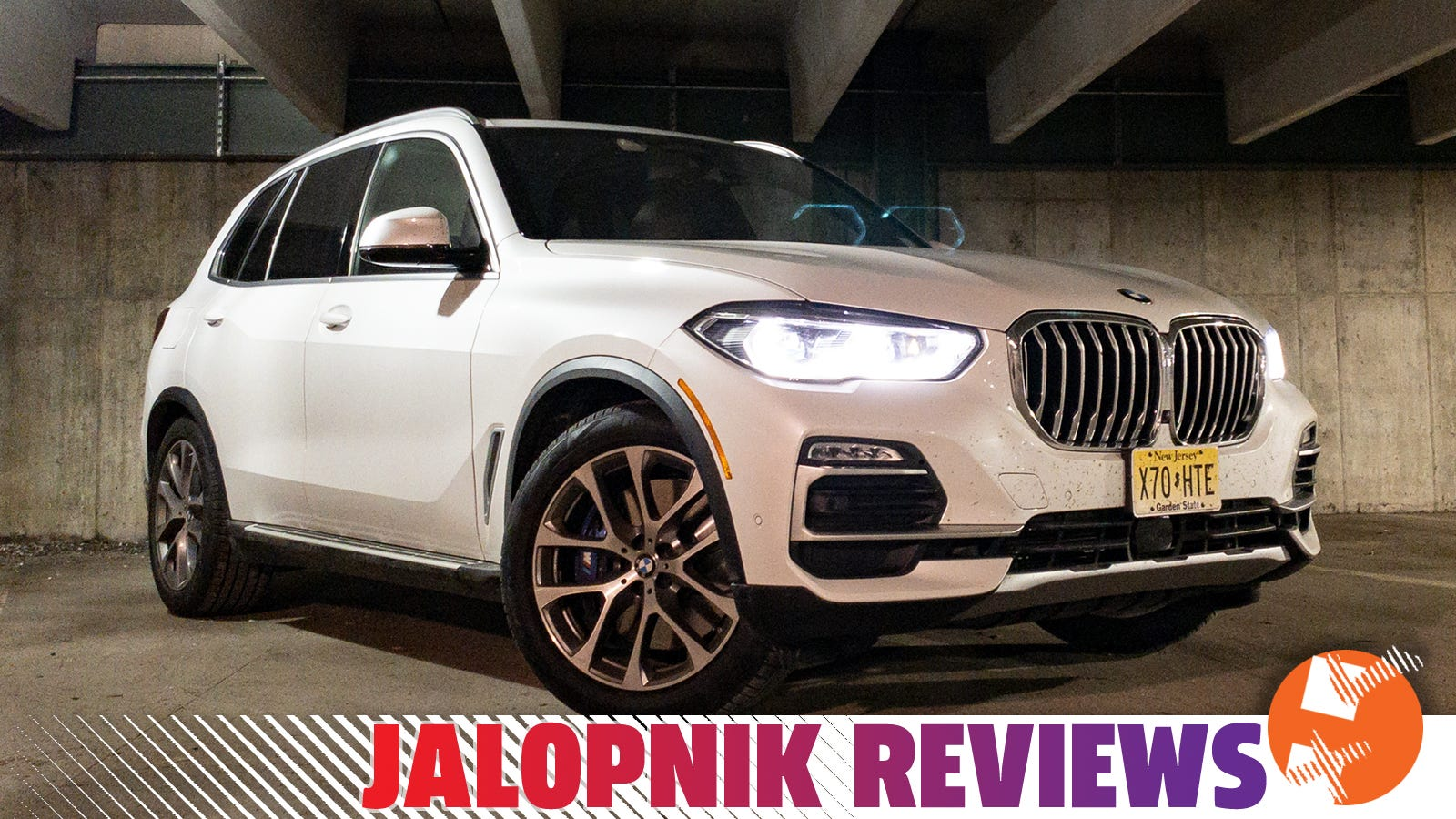 The 2019 BMW X5 Is What a Luxury Car Should Feel Like