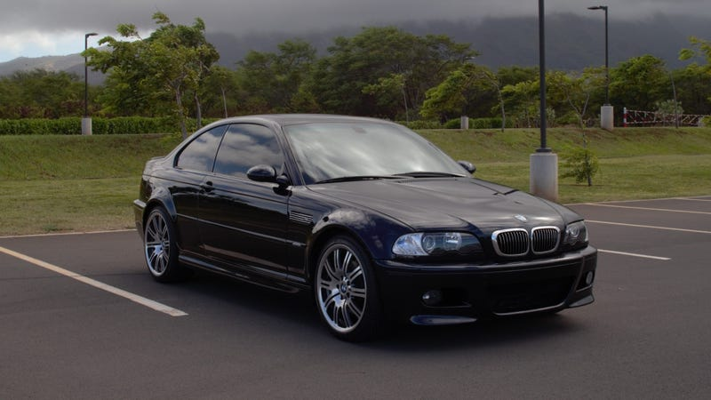Illustration for article titled There's Not Enough Money in the World to Afford This Brand New BMW E46 M3 For Sale