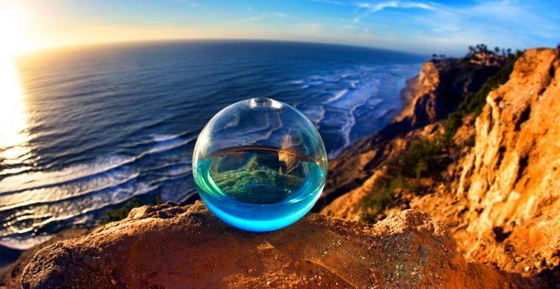 BioPop's solar-powered Dino Sphere. Credit: BioPop.