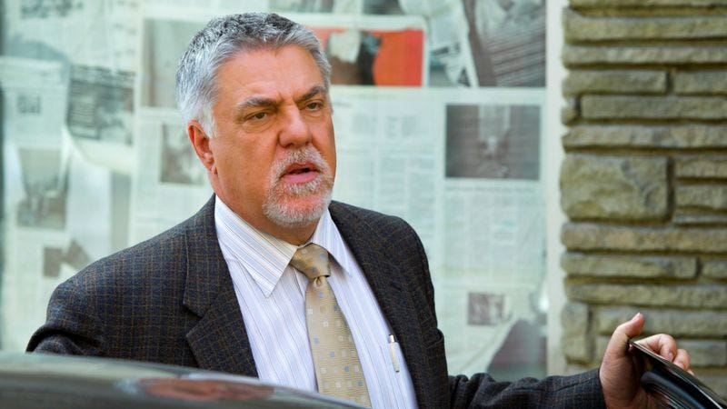 Illustration for article titled Rizzoli & Isles' Bruce McGill looks back at Animal House, MacGyver, and more