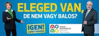 Illustration for article titled Huhh. Megcsinálta az LMP, indulhat az EP-választásokon