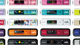 Illustration for article titled Sony E020 Walkman Lets You Match Your MP3 Player With Your Clothes