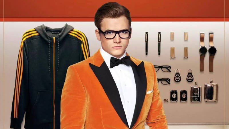 Eggsy is not coming back for Kingsman 3. Or so he says.