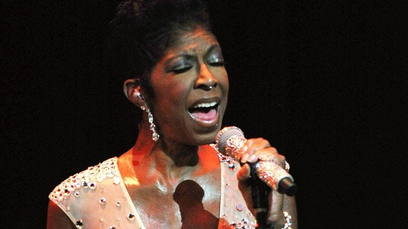 Natalie Cole onstage in June 2015. (Photo: Getty Images)