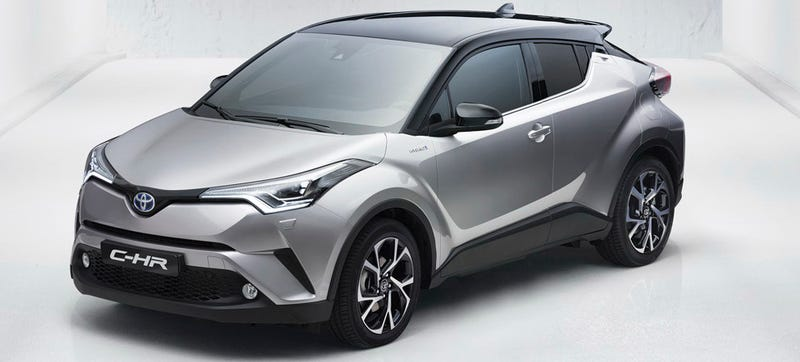 Ilration For Article Led The 2017 Toyota C Hr Is Your Woke Boyfriend Of Cars