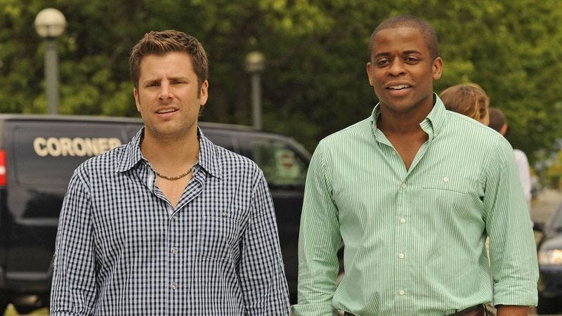supercut proves psych took a lot of potshots at the mentalist