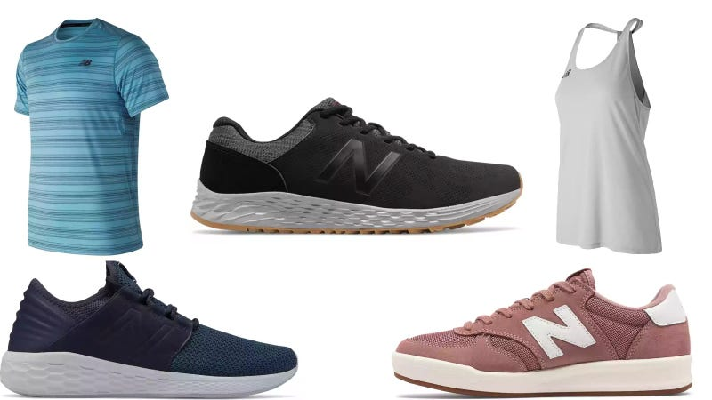 Illustration for article titled Take An Extra 20% Off New Balance'sAlready Discounted Styles And Run Off The Holidays