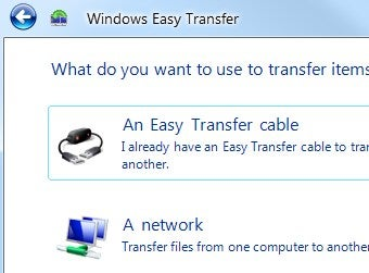Illustration for article titled Easy Transfer Migrates XP Settings to Windows 7