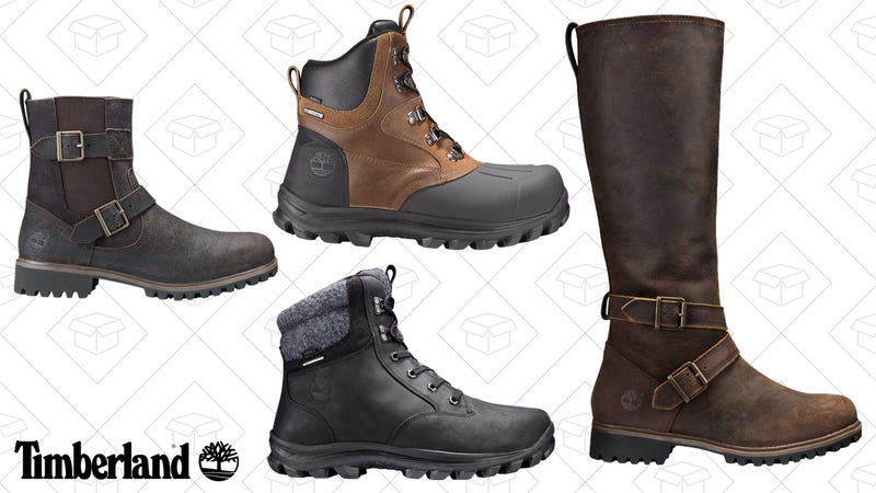 25% off winter boots for men and women, plus free shipping with code WINTERBOOTS25