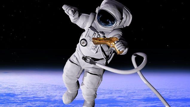 hazards of being an astronaut - photo #11