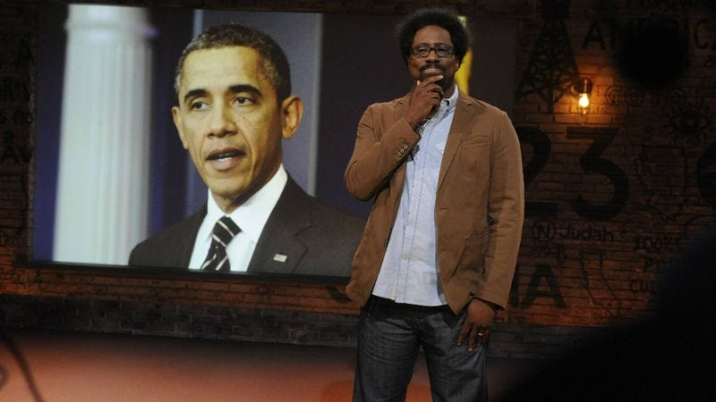 Illustration for article titled Late-night round-up: Totally Biased With W. Kamau Bell - Week of September 4-11, 2013