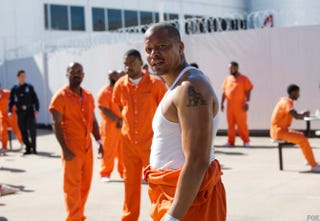 For Lucious, orange is the new black.Fox