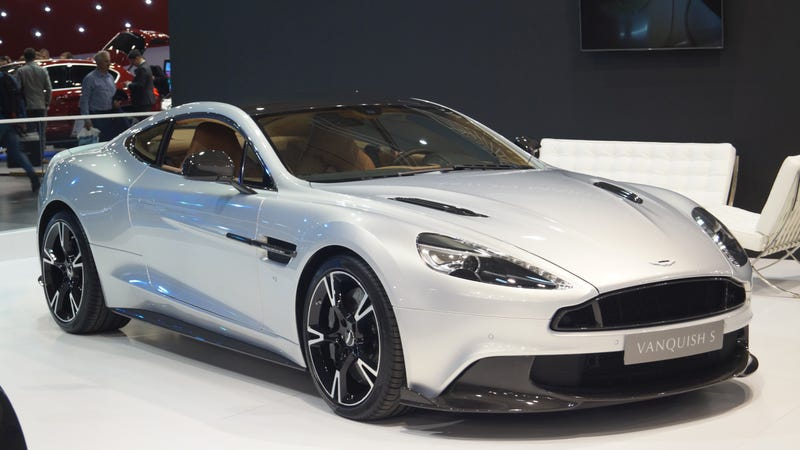 Illustration for article titled Someone Needs to Buy the Aston Martin Vanquish Assembly Line Before I Do