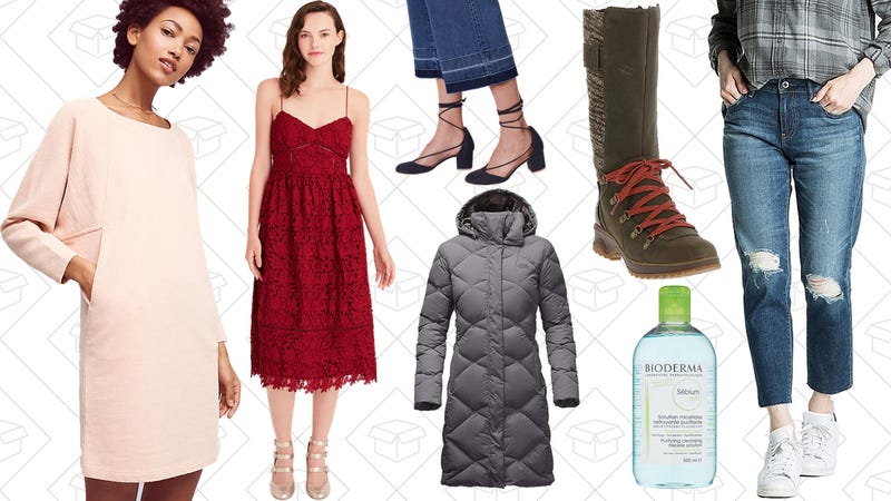 Illustration for article titled Today's Best Lifestyle Deals: Club Monaco, Uniqlo, Moosejaw, Anthropologie, and More