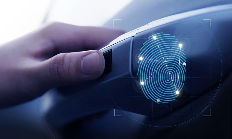 Illustration for article titled Hyundai comenzará a sustituir las cerraduras de sus nuevos autos por sensores de huellas dactilares