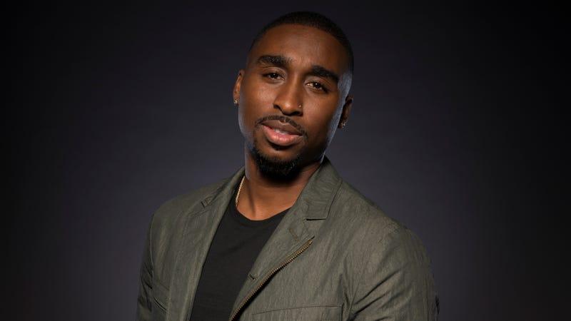 Demetrius Shipp Jr. (Ron Eshel/Invision/AP Images)