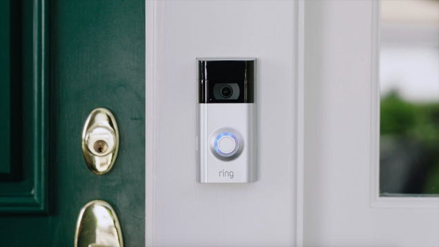 Knock Knock. Who s There? The Ring Doorbell 2 Black Friday Deal. End Joke.